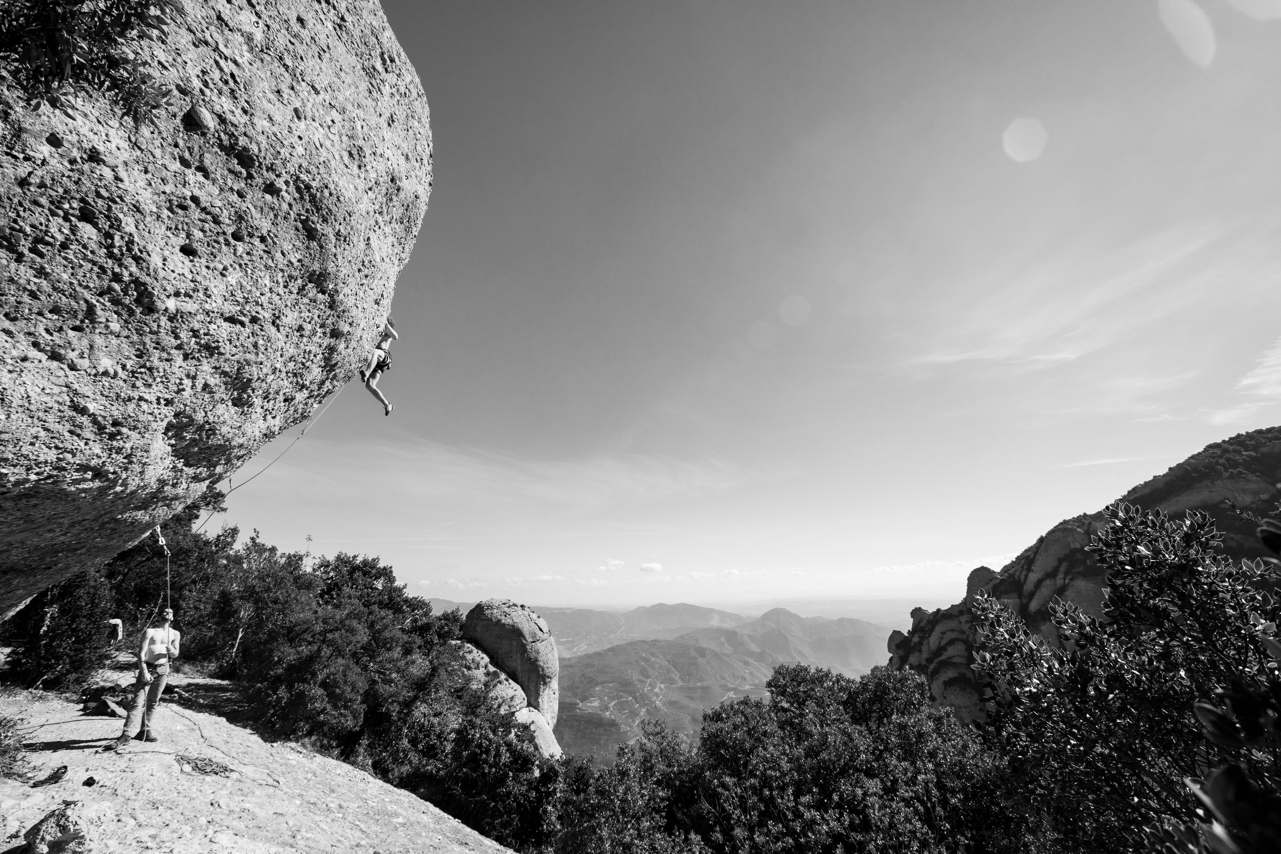 Estudi de Fisiologia d'escaladors/es
